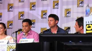 Almost Human: Karl Urban Comic Con 2013 [3]