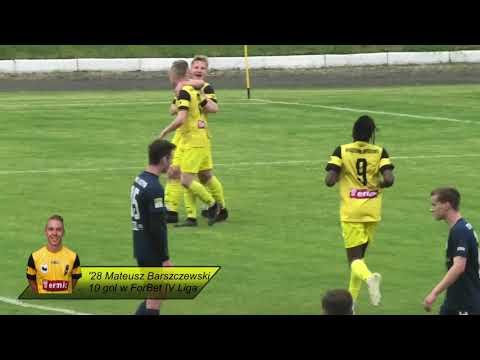 Skrót meczu Stomil II Olsztyn - Mrągowia Mrągowo 1:2