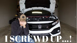 I Messed My Brand New Car Up...  **Let Me Explain**