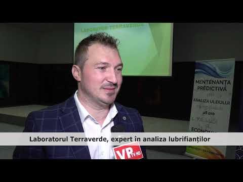 Laboratorul Terraverde, expert în analiza lubrifianților