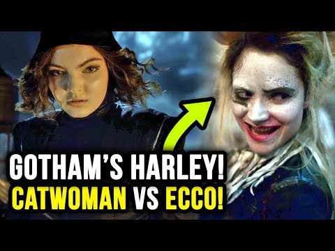 THIS is Why Ecco is Batsh*t Crazy?! - Gotham 5x03 Review 'Penguin, Our Hero'