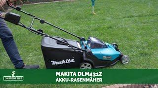 Makita Akku Rasenmäher DLM431Z im Praxistest