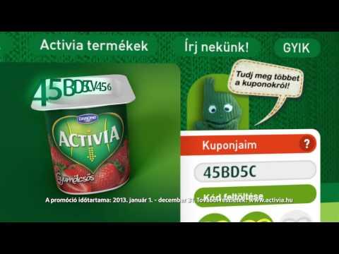 Video of Activia VIP