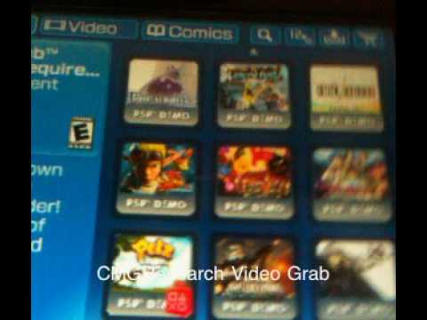 How to get free demos on psp