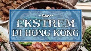 Kuliner Ekstrem di Hong Kong yang Bikin Turis Heran, Ada Sup Tahu dari Darah Babi