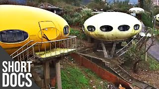 Lost Places: The Abandoned UFO Houses of Taiwan