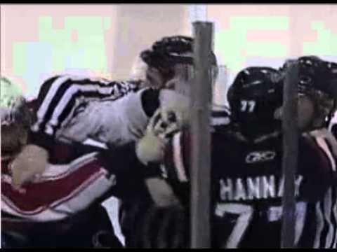 Sawyer Hannay vs. Scott Trask