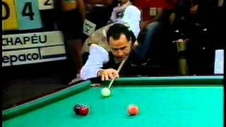 Rui Chapéu, Steve Davis, Roberto Carlos e Tony Meo - anos 80 (2)