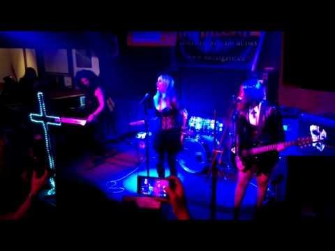 Latexjesus - LateXjesuS - Live at Modrá Vopice (18.2.2016, Prague)