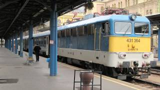 preview picture of video 'MÁV bemondás - Cívis Intercity, Püspökladány állomás, 2011.10.18.'