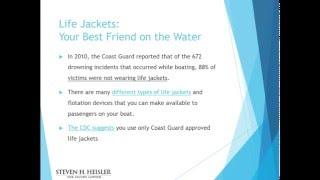 Maryland Boating Safety
