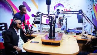 Oma Hummer & Bishop Kp Of Planet Fm 101.1, Uyo Hosted ER RAIZER (Spiritual Something) INTERVIEW