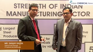 80% of fertilizers packed in India are from our bagging machine: Sanjay Kalra