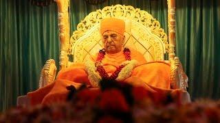 BAPS Kirtan - Pramukh Swami Aavjo Re ....