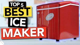 ✅ TOP 5 Best Ice Makers in 2020 (portable & countertop)