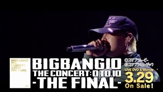 BIGBANG - LAST DANCE (DOCUMENTARY OF BIGBANG10 THE CONCERT : 0.TO.10 -THE FINAL-)