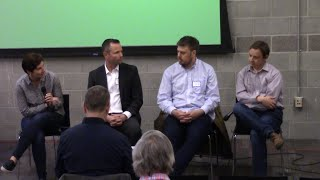 The Future of Real Estate Panel - AEC Hackathon 6.2 Seattle, April 26-28th, 2019