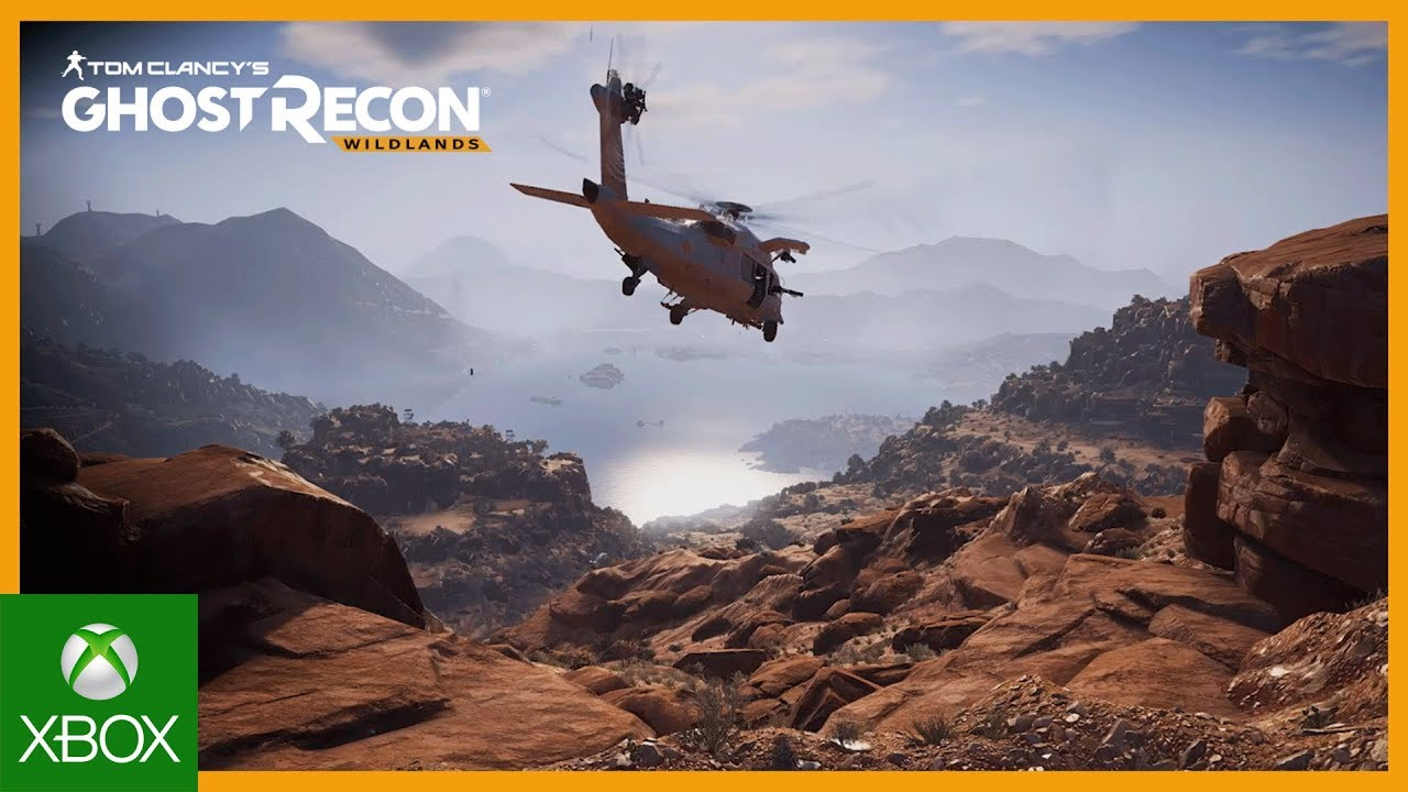 Ghost Recon Wildlands video
