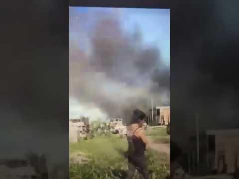 Dos incendios en la Ciudad, uno de ellos con una víctima fatal