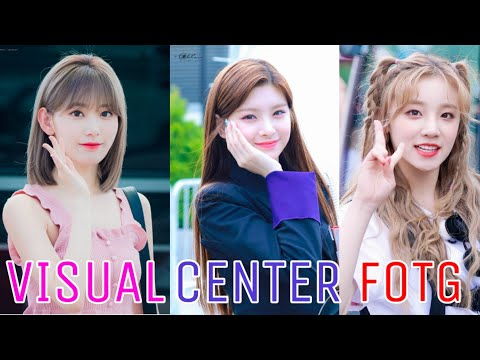 TOP 40 VISUAL | CENTER | FACE OF THE GROUP K-POP GIRL GROUP
