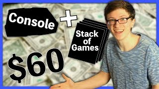 Gaming on a Budget - Scott The Woz