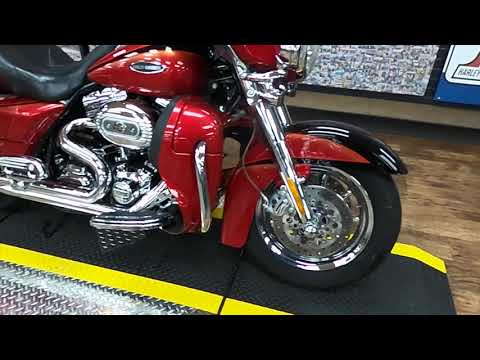 2007 Harley-Davidson CVO Ultra Classic Electra Glide