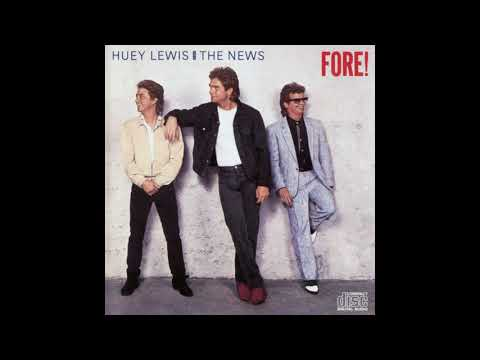 Huey Lewis and The News - Hip To Be Square - Instrumental
