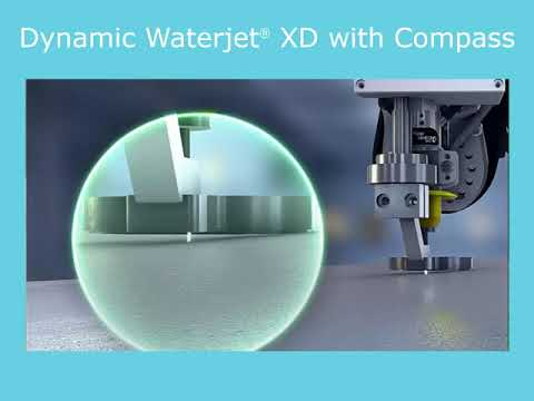 Dynamic Waterjet XD