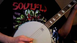 McAlpine's Fusiliers on Tenor Banjo