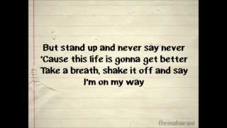 Charlie Brown - On My Way (Lyrics) HD
