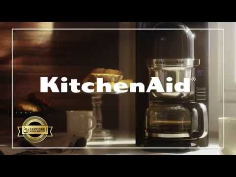 Кофеварка пуровер, KitchenAid