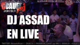 Dj Assad Ft Alain Ramanisum & Willy William - Li Tourner - Live - C'Cauet sur NRJ