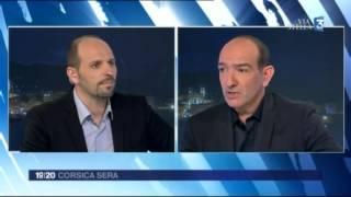 preview picture of video 'Le SC Bastia réclame la démission de Thiriez accusé de racisme anti-corse'