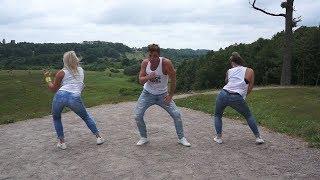 Zumba fitness - Alex & Sierra - Say My Name (Bachata Remix DJ Cat)