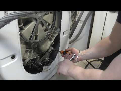 Стиральная машина Индезит iwsc5085 не крутит барабан