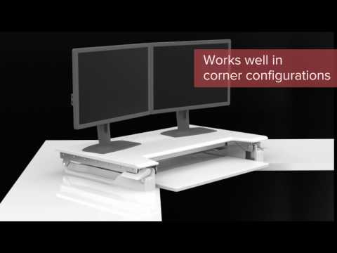 Ergotron Online Store Workfit Tl Amp Dual Monitor Mount