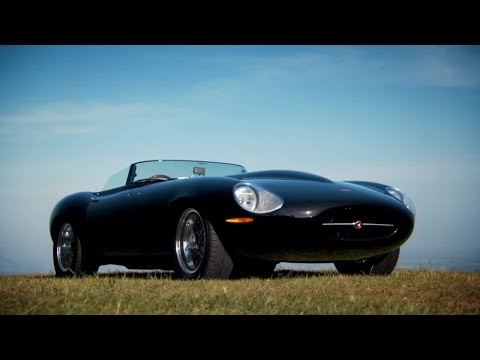 E-type and Eagle Speedster | Top Gear | BBC