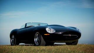 Jaguar E-Type and Eagle Speedster - Top Gear