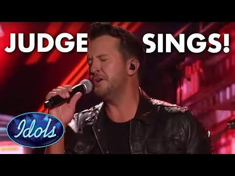 LUKE BRYAN AMERICAN IDOL JUDGE SINGS LIVE On American Idol 2019 | Idols Global