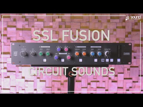 SSL Fusion | Circuit Sounds