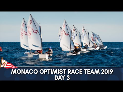 Monaco Optimist Team Race 2019 - Day 3
