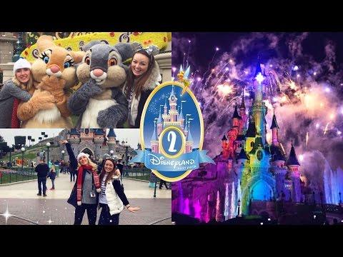 Disneyland Paris Vlog #2 | Walt Disney Studios, Dreams Fireworks & My 22nd Birthday! ♡