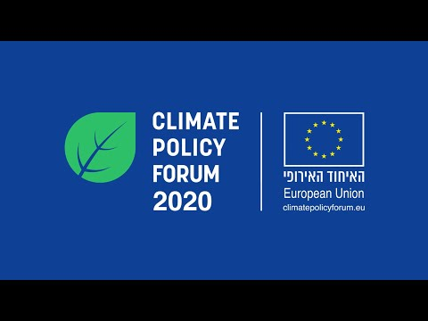 Climate Policy Forum 2020 Recap
