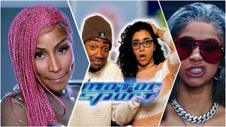 Migos, Nicki Minaj, Cardi B   MotorSport | 🤔🔥 WHO'S BETTER NICKI MINAJ VS CARDI B | Reaction Video