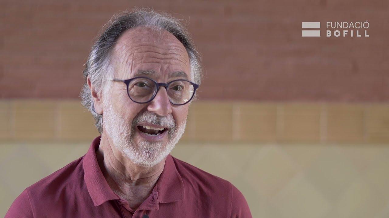 """Antoni Zabala: """"Seguim creient que l'educació té molt d'artístic i que la recerca no és clau"""""""