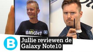 Samsung Galaxy Note10: jullie reviewen 'm!