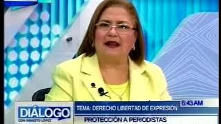 Entrevista Diálogo canal 21 20-09-17