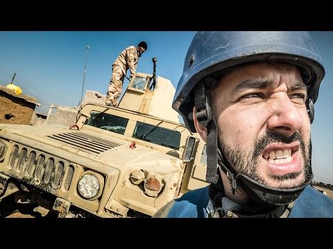 UN YOUTUBEUR EN IRAK