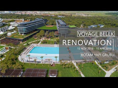 Voyage Belek - Renovation