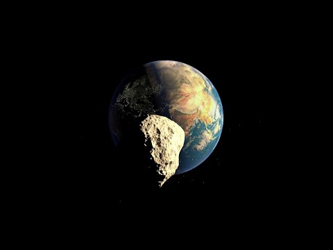 An asteroid is on possible collision course with Earth this November